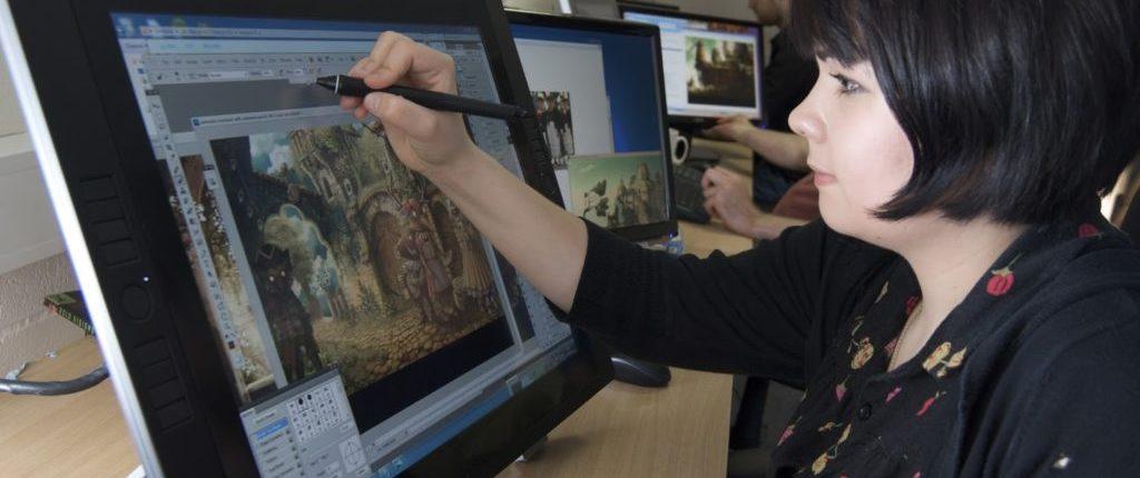 illustrator Computer Game Animation COMPUTER GAME ANIMATION anglia ruskin