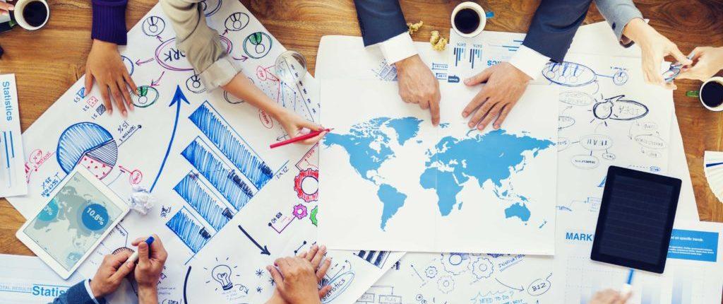 ILLUSTRATION marketing and social media marketing